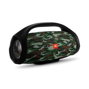 Camo Used JBL Boombox 2 Portable Waterproof Wireless Bluetooth Outdoor Speaker