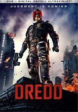 Dredd 031398163732 With Karl Urban DVD Region 1