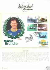 Motor Sport Uncertified Original Collecatble Sports Autographs