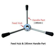 Bench Drill Machines Parts Feed Hub Wheel Amp 195mm Handle Z512 Z516 Z4116 Z4120