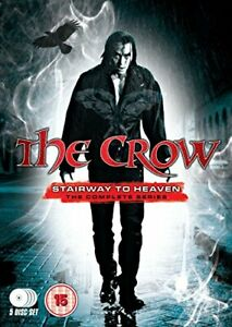 The Crow - Stairway To Heaven: The Complete Series (5 DVD set)[Region 2]