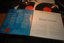 10050 King Crimson In The Court Of The Crimson King/Larks tongues In Aspic Ex Co