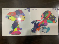 KAWS No Ones Home and Stay Steady Puzzle Set - Snoopy KAWSNGV EXCLUSIVE JIGSAW