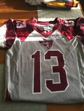 YOUTHS LARGE Football Jersey OTTAWA GEE GEES #13    CIS OUAA CANADA CHARITY