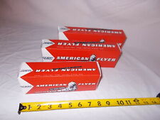 AMERICAN FLYER FREIGHT CAR BOXES ONLY 3-SIZES REPRODUCTION NO CARS INCLUDED