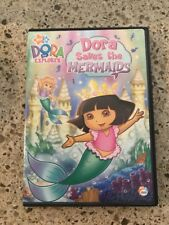 Dora the Explorer - Dora Saves the Mermaids (DVD, 2007)