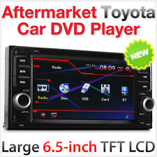 Car DVD USB MP3 Radio For Toyota Hilux Land Cruiser Prado Hiace Player Stereo TU