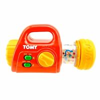 Rare Vintage Tomy Torch Flashlight 1991 Superb Condition FWO Collectable Toys