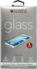 ZAGG InvisibleShield Glass Screen Protector for Samsung Galaxy Note 4 (2014) New