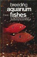 Breeding Aquarium Fishes, Book 1 by Axelrod, Herbert R.