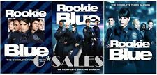 Rookie Blue ~ Complete First Second & Third Season 1-3 (1 2 & 3) ~ NEW DVD SETS