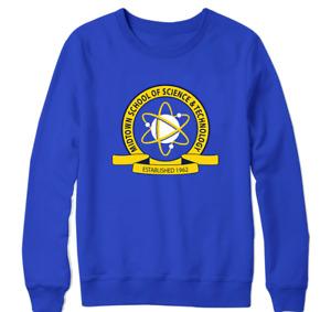 Midtown School Sweatshirt Science Technology Peter Parker Homecoming Students