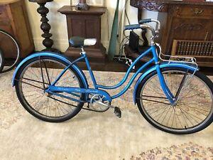 """vintage schwinn deluxe hollywood ladies 26"""" bicycle 1965"""