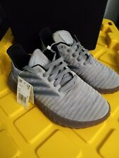NEW w / Tags Adidas Sobakov Gray Mens Sneakers Shoes Casual  Athletic - Size 7