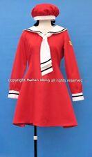 Card Captor Sakura Winer School Uniform Cosplay Size M