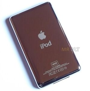 New 80GB iPod Classic A1238 Silver Back Cover Rear Plate Panel Housing 80 UK
