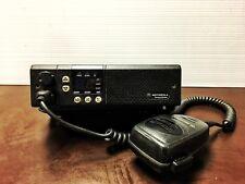 Motorola Radius GM300 VHF Mobile Radio - 146-174 Mhz 16-Channel, 45w