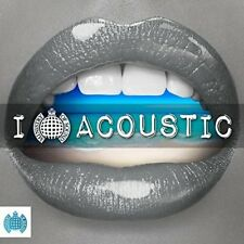 I Love Acoustic - Ministry of Sound 3 CD Album Set (april 6th 2018)