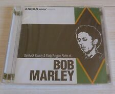CD ALBUM BOB MARLEY THE ROCK STEADY & EARLY REGGAE SIDES OF 23 TITRES 2001 NEUF