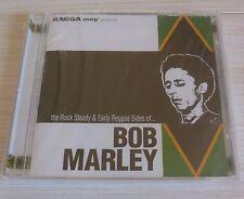 CD ALBUM BOB MARLEY THE ROCK STEADY & EARLY REGGAE SIDES OF 23 TITRES 2001 NEUF