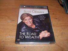 Suze Orman The Road to Wealth Guide To Financial Freedom (DVD, 2003) NEW