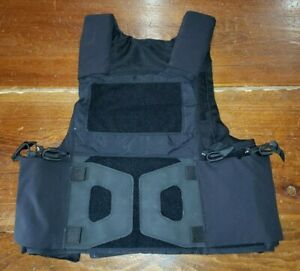 FirstSpear The Sleeper M black low vis armor carrier plate vest LVAC BALCS SPEAR
