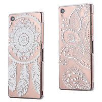 SLIM CLEAR CUSTODIA CASE TPU SILICONE COVER TRASPARENTE DREAMCATCHER HTC