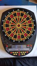 Soft Tip  dartboard by ArachnidModel E120 ARA with optional Heckler.