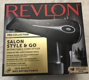 Revlon RVDR5018 Salon Style & Go Hair Dryer