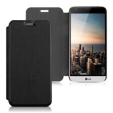 kwmobile Flip Schutz Hülle für LG G5 G5 SE Schwarz Case Tasche Kunstleder Cover