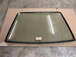 87-93 Ford Mustang Rear Hatchback Glass Window w/ DEFROST OE Carlite Hatch GT LX