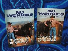 New listing Clinton Anderson Regaining Lost Confidence Riding Dvds set of 2