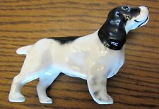 Beswick Black & White Cocker Spaniel - Very Good Condition - Great for Collector