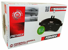 FERODO OE FRONT BRAKE PADS WEAR SENSOR: MERCEDES E-CLASS W212 09-16 BBK0083A