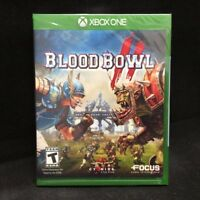 Blood Bowl II (Microsoft Xbox One, 2015) BRAND NEW/ Region Free