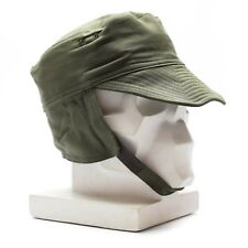 Genuine FRENCH ARMY F1 CAP olive thick cotton field hat combat military NEW