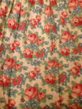 "Arthur Sanderson Vintage Roses Rose Hill Cotton Fabric 40"" Wide x 48"" Long"
