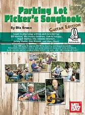 PARKING LOT PICKER'S SONGBOOK GUITAR EDITION BOOK NEW
