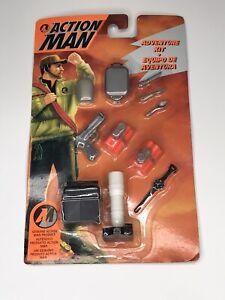 Modern Action Man 1994 Hasbro Adventure Kit Sealed