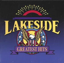 Lakeside ‎– Greatest Hits    new   cd
