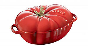 Staub 4er Mini Cocotte Ceramic Tomato Soup Bowl Baking Bowl Casserole