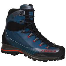Chaussures LA SPORTIVA Trango Trek Leather Gore-Tex BLU-41