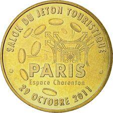Jetons & Médailles, France, Jeton, Jeton Touristique, Paris - Salon du #520451