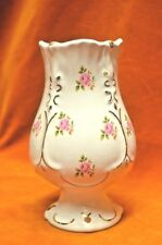 "Superb Sylvac Ceramics Vase In The Belgravia Pattern 5.5"" Tall VGC"