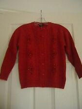 0befbd54c Lambswool Cardigan Sweaters (Sizes 4   Up) for Girls for sale
