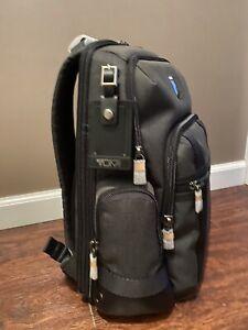 Tumi Nathan backpack men Nwt Graphite