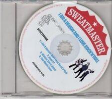 (DG510) Sweatmaster, I Am A Demon & I Love Rock'n'Roll - DJ CD