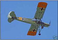 Riese 1/4 Maß Deutschland Ww-Ii Fieseler Fi 156 Storch Pläne und Schablonen