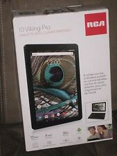 RCA 10 Viking Pro - Quad Core HD Android 5.0 Tablet With Keyboard NEW SEALED