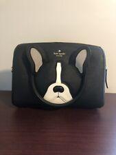 Kate Spade Ma Cherie Antoine French Bulldog Lane Handbag Bag Purse NEW